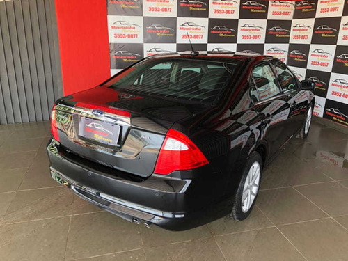 ford - fusion sel 2.5 16v 4p 2011