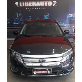 Ford Fusion Sel 2.5 Aut* Teto 2010 Novíssimo Apenas 36990,00