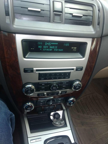 ford fusion sel aut 4 cil 2010