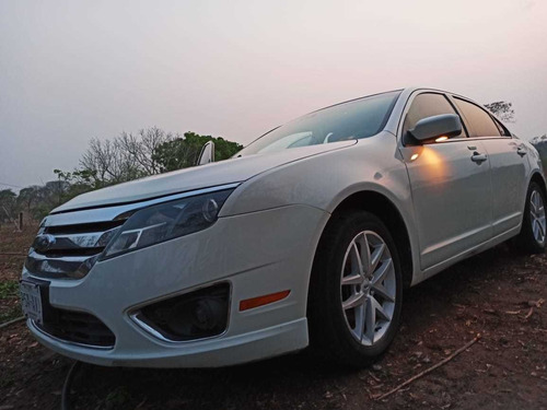 ford fusion sport v6 mt 2010