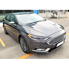 Ford Fusion Titanium  Ecoboost Awd 2018