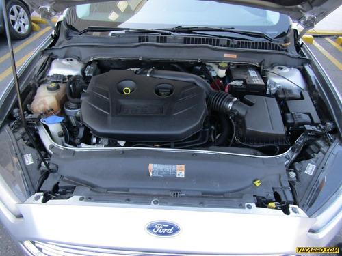 ford fusion titanium 2.0 at turbo