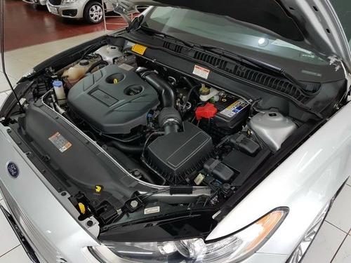 ford fusion titanium 2.0 awd aut. periciado 3º visão - 2015