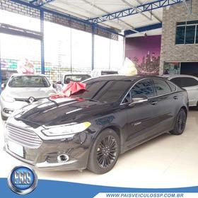 Ford Fusion Titanium 2.0 Gtdi Eco. Awd Aut. Flex 2015
