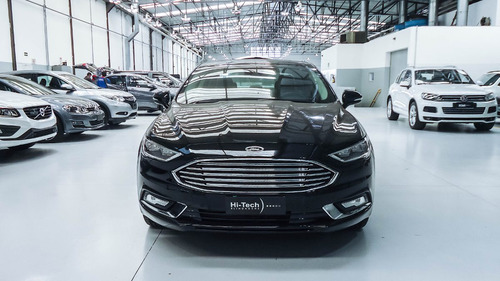 ford fusion titanium blindado nível 3 a 2018
