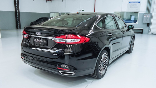 ford fusion titanium blindado nível 3 a hi tech 2017