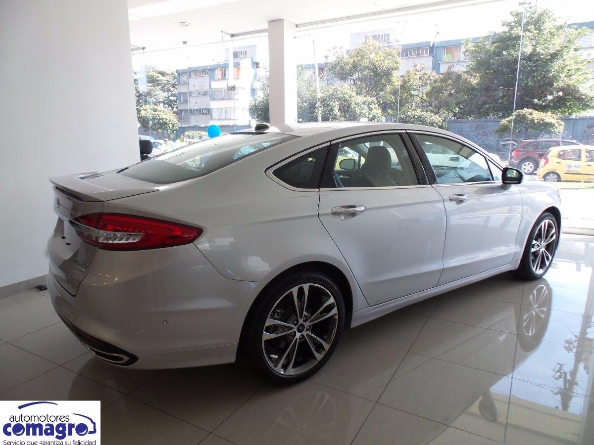Ford fusion titanium plus en tucarro for Nuevo fusion plus
