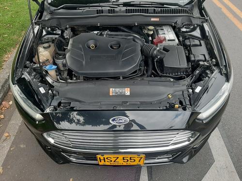 ford fusion titanium tp 2.0 turbo