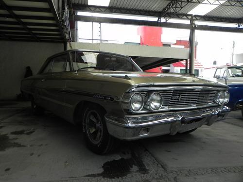 ford galaxie 500 coupe 1964 de colección