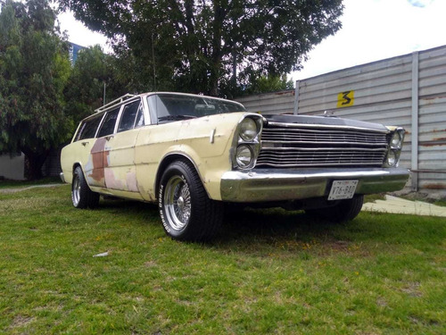 ford galaxie country wagon