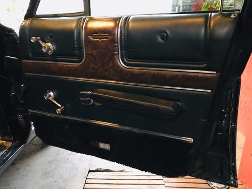 ford galaxie landau 1980/1981 alcool /  garagem retrô