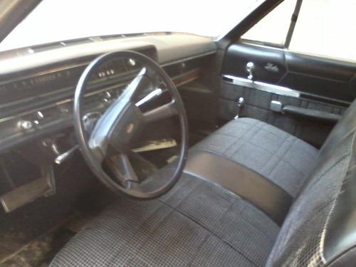 ford galaxie landau - carro todo original para colecionador!