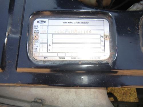 ford granada 2.8 ghia