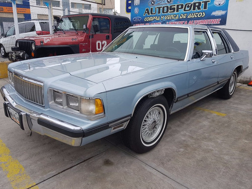 ford  grand marquis 1990