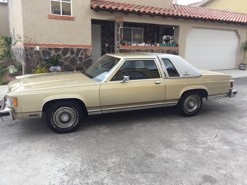 ford grand marquis  año 19982