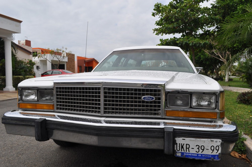 ford guayin galaxie ltd 1981 clasica original impecable.