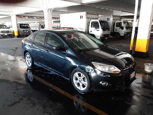 ford importado focus  4 puestas sedan se at  modelo 2012