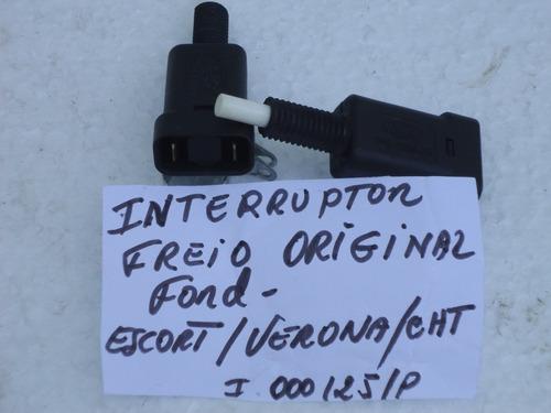 ford -interruptor de freio original escort,verona e cht okm.