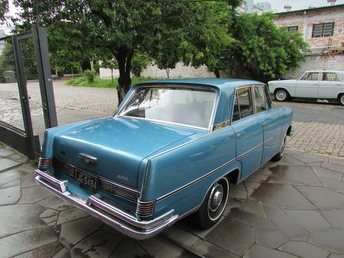 ford itamaraty 1968