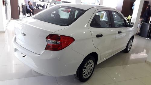 ford ka 0 km 1.5 s 4 p 2018 sedan | gris