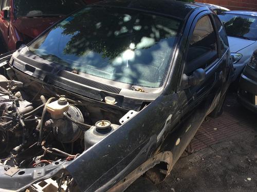 ford ka 1.0 chocado con faltantes de baja 04 alta motor liq