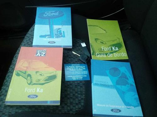 ford ka 1.0 flex 2013 único dono