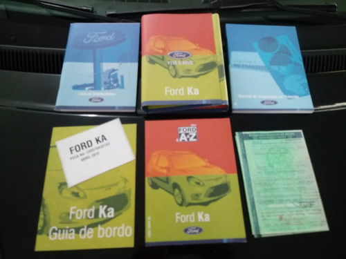 ford ka 1.0 flex completo 2013