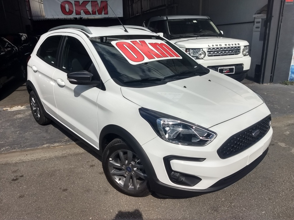 Ford Ka 1 0 Freestyle Manual Flex 2020 0km R 51 890 Em Mercado