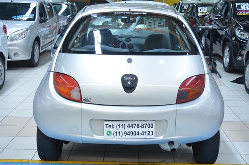 ford ka 1.0 i 8v gasolina 2p manual - 1998