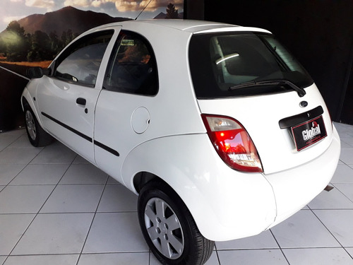 ford ka 1.0 i 8v gasolina 2p manual