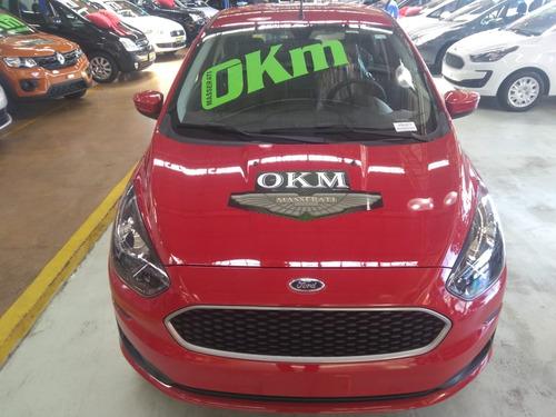 ford ka 1.0 pronta entrega 0km