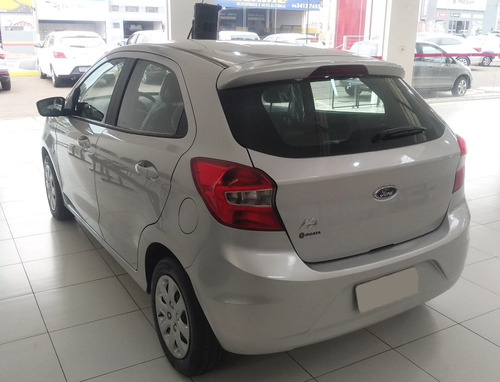 ford ka 1.0 s 12v flex 4p manual