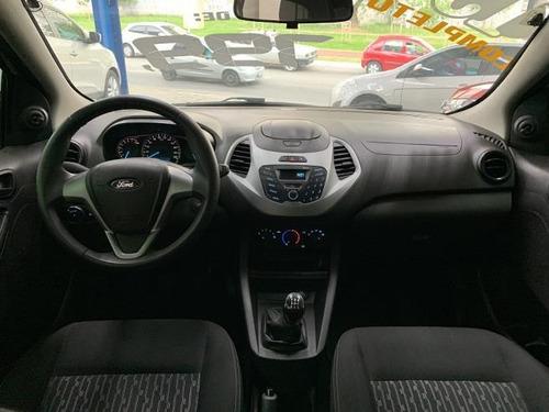 ford ka 1.0 se  2015 - parcelas de $799
