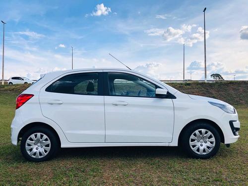ford ka 1.0 se flex 2019 - aceitamos troca e financiamos!