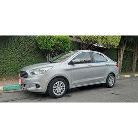 Ford Ka+ 1.0 Se Flex 5p 2017 Apemas 23 Mil Km