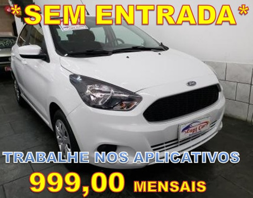 ford ka 1.0 se  flex aplicativo uber