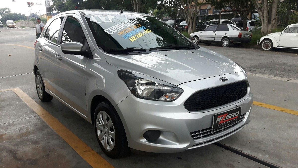 ford ka 1 0 se hatch 2017 12v flex 4p manual km novo r em mercado libre. Black Bedroom Furniture Sets. Home Design Ideas
