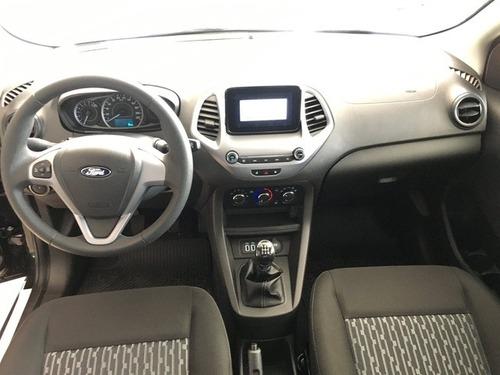 ford ka 1.0 se plus flex 5p / 0 km / 2019