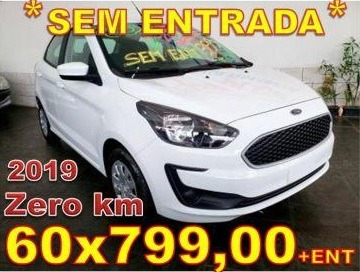 ford ka 1.0 se - trabalhe no uber pop 99