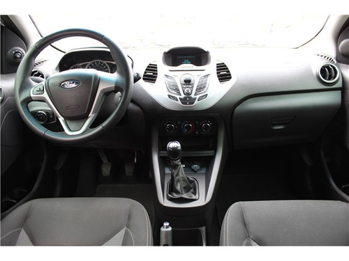 ford ka 1.0 sel 12v flex 4p manual