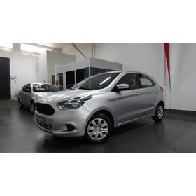 Ford Ka 1.0 Sel Flex 4p 2017