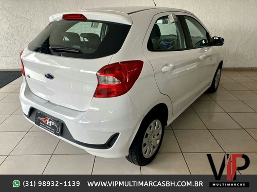 ford ka 1.0 se/se plus tivct 5p flex 2018/2019