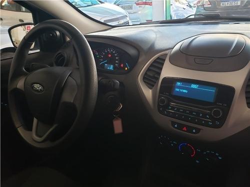 ford ka 1.0 ti-vct flex se plus sedan manual