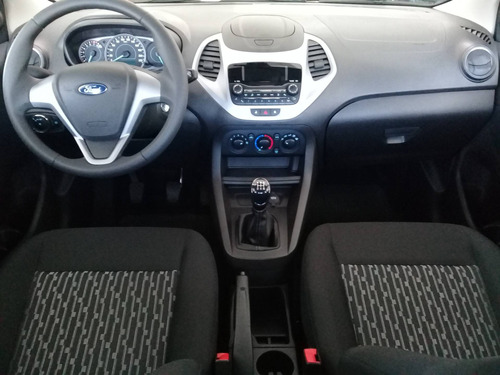 ford ka 1.0 ti-vct flex se sedan manual