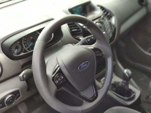 ford ka+ 1.5 advanced 2017/18 branco 4 cilindros 106 mil km