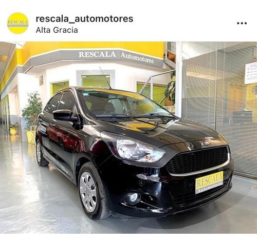 ford ka 1.5 nafta versión s , 5 puertas 2016 km 33.800
