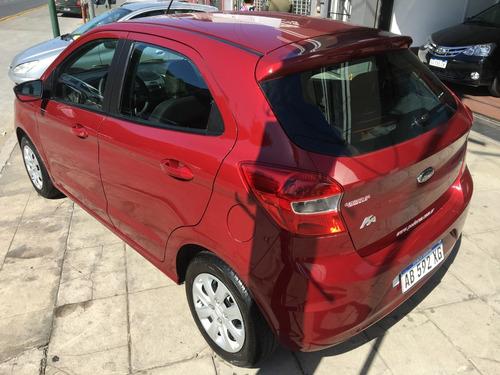 ford ka 1.5 s 2017 5 puertas permuto/financio