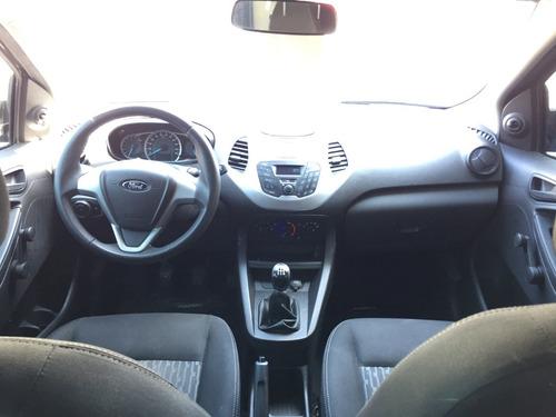 ford ka 1.5 s 5 puerta año 2016 auto classic