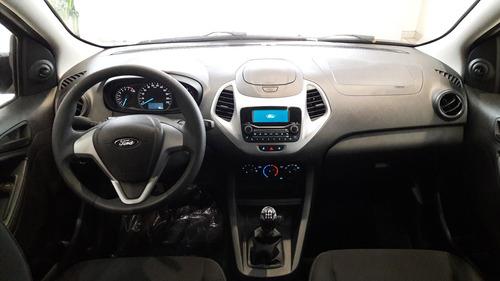 ford ka 1.5 s 5 puertas 0km 2020 shj