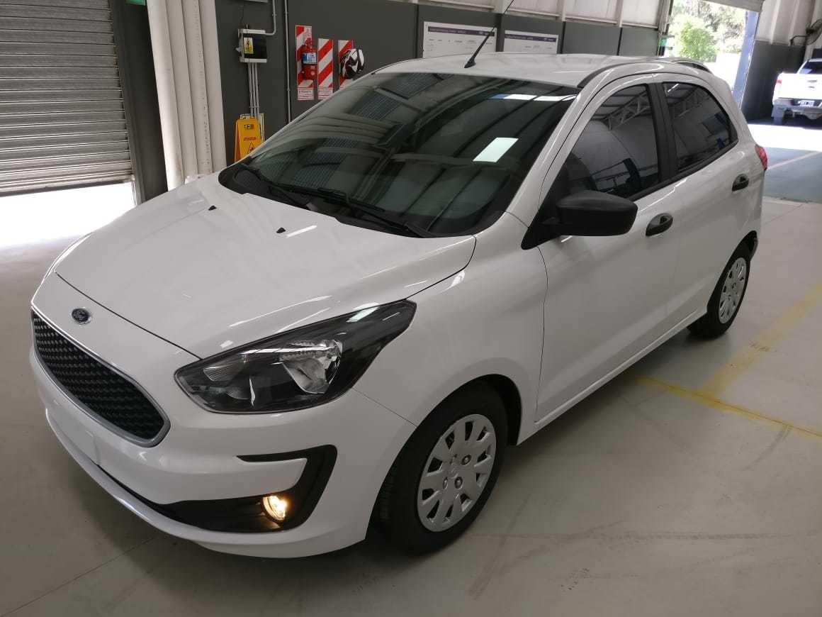 Ford Ka 1 5 S 5 Puertas 2020 927 000 En Mercado Libre